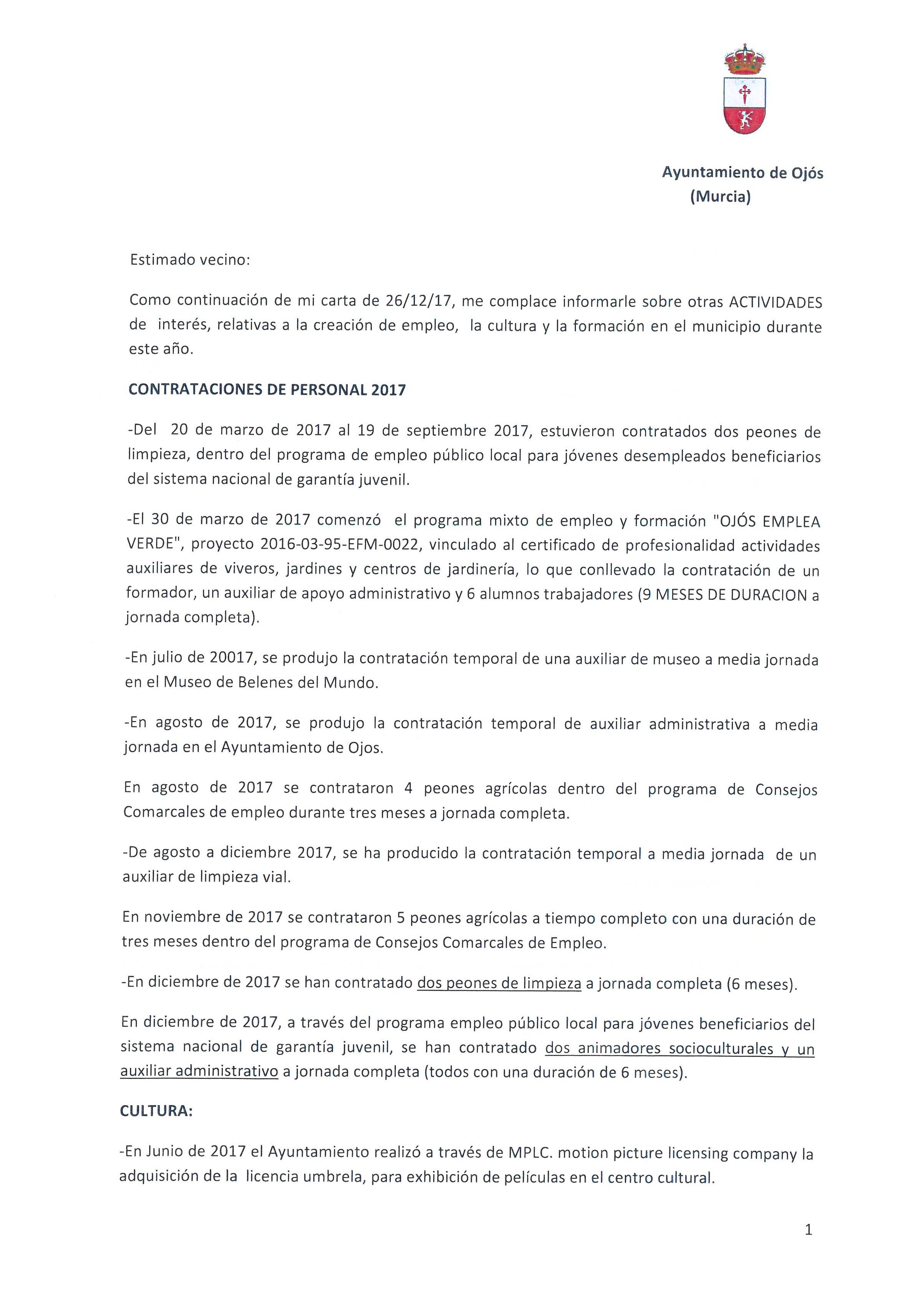 Ayuntamiento de Ojós - Ayuntamiento de Ojós